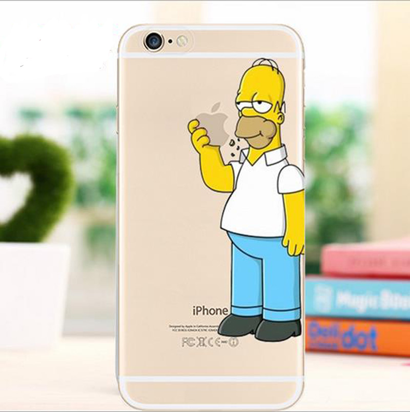Kryt na mobil iPhone 5 5S Bart Simpson f8d6a244152